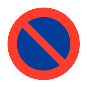 Prohibit aparcar al centre del poble