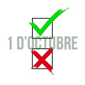 L'equip de Govern es compromet amb el referèndum de l'1-O