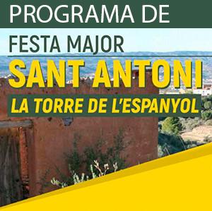 Programa de Festes de Sant Antoni 2018