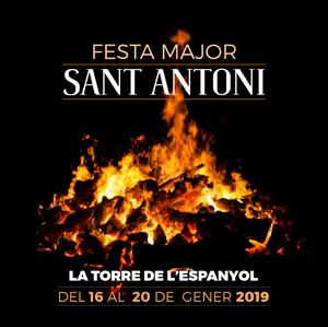 Programa de festes de Sant Antoni 2019