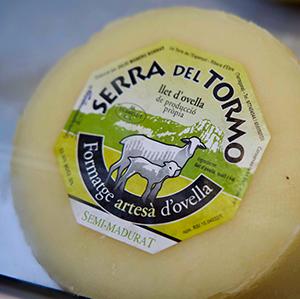 El formatge Serra del Tormo, premiat per segona vegada en els World Cheese Awards